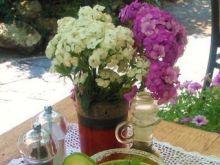 Chłodnik z zielonych warzyw