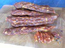 Chorizo- hiszpańska kiełbasa dojrzewająca