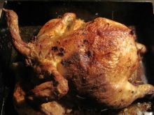 Chrupiąca skórka na mięsie