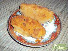 Chrupiace knedelki z serem