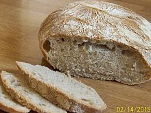 Chrupiący chleb wiejski