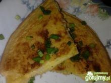 Chrupiący omlet 3