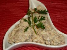 Chrzanowa pasta z makrelą