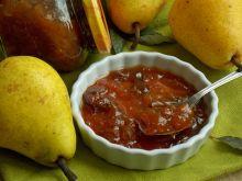 Chutney brzoskwiniowo - gruszkowy