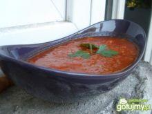 Chutney pomidorowo-imbirowy z cynamonem