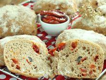 Ciabatta z suszonymi pomidorami