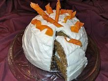 Ciacho marchewkowe - carrot cake