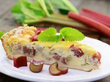 Ciasta rabarbarowe i inne pyszności