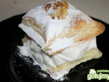 Ciasteczka ala kremówki
