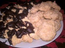 Ciasteczka bezowe kokoski