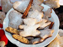 Ciasteczka cynamonowe z miodem