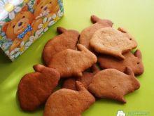 Ciasteczka cynamonowe z syropem klonowym