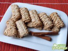 Ciasteczka cynamonowo-kardamonowe