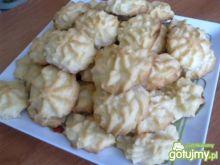 Ciasteczka cytrynowe ze szprycy