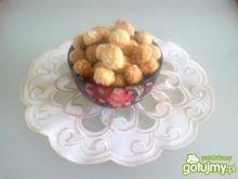 Ciasteczka cytrynowo-kokosowe z miodem