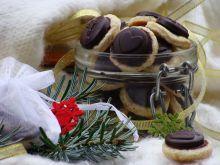 Ciasteczka czekoladowe guziki