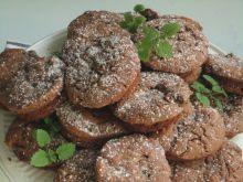 Ciasteczka czekoladowe z śliwką