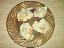 ciasteczka czekoladowo-morelowe