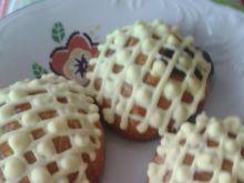 Ciasteczka drożdżowe z konfiturą