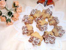 Ciasteczka dwukolorowe