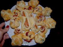 ciasteczka francuskie na słono