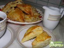 Ciasteczka francuskie ( rożki )