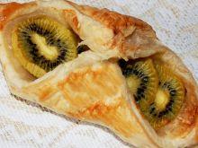Ciasteczka francuskie z kiwi