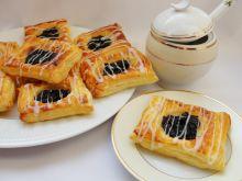 Ciasteczka francuskie z powidłami
