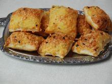 Ciasteczka francuskie z serem, chili i czarnuszką
