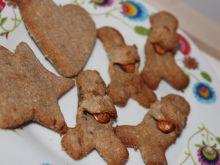 Ciasteczka gryczano kokosowe