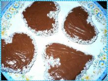 Ciasteczka kakaowe z czekoladą