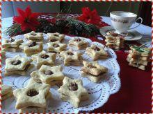 Ciasteczka kawowe z nutellą