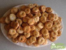 Ciasteczka kokosowe z marmoladą 4