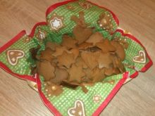Ciasteczka korzenne wg Beaty