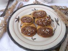 Ciasteczka krówkowe z czekoladą