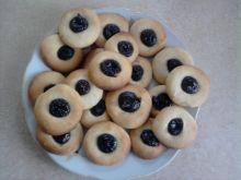 Ciasteczka kruche z marmoladą