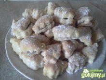 Ciasteczka krucho- drożdżowe