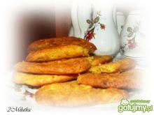 Ciasteczka kukurydziano-orzechowe
