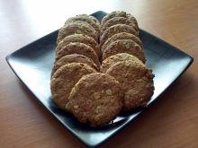Ciasteczka lniano- owsiane
