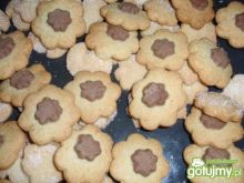 Ciasteczka maslane wudług Gosi
