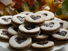 Ciasteczka migdałowe z korzenną nutą