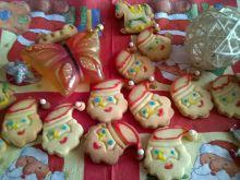 Ciasteczka Mikołajki