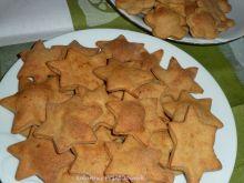Ciasteczka na serku wiejskim - bez cukru!