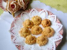 Ciasteczka okrągłe  z kuleczka