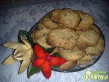 Ciasteczka orzechowo owsiane