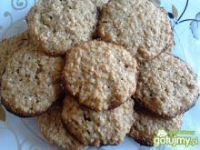 Ciasteczka otrębowo-kokosowe