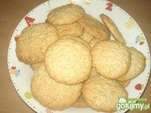 Ciasteczka owsiane wg Alex