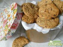 Ciasteczka owsiano-czekoladowe