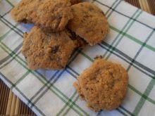 Ciasteczka owsiano-kokosowe z czekoladą