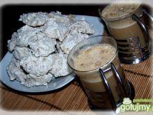 Ciasteczka owsiano-orzechowe na białkach